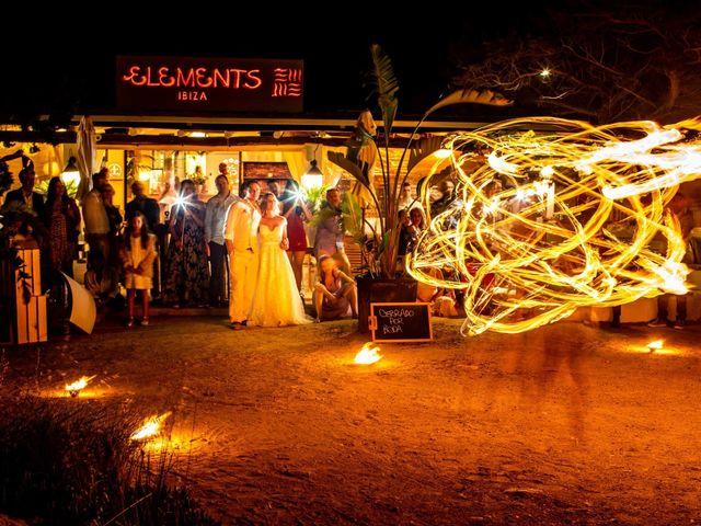 La boda de Iván y Katherine en Eivissa, Islas Baleares 57