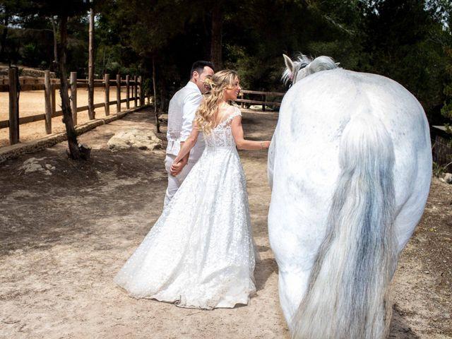 La boda de Iván y Katherine en Eivissa, Islas Baleares 61