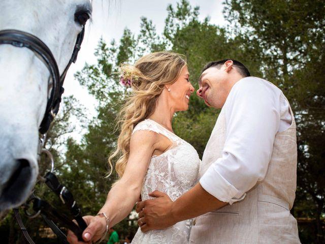 La boda de Iván y Katherine en Eivissa, Islas Baleares 63