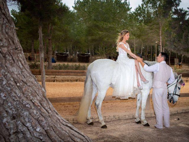 La boda de Iván y Katherine en Eivissa, Islas Baleares 64