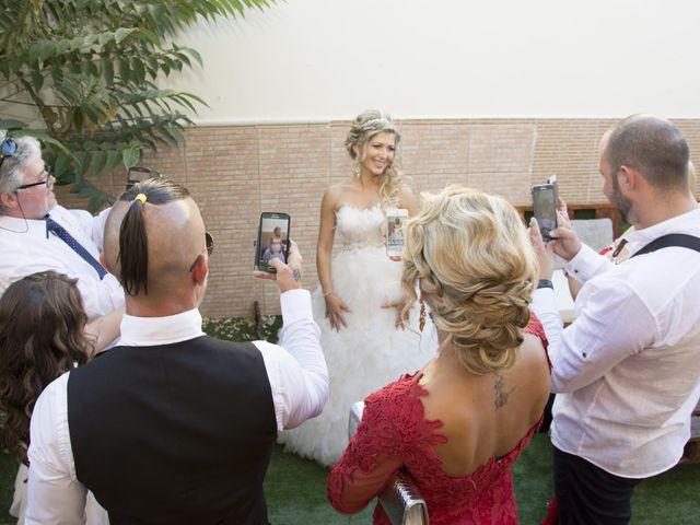 La boda de Peter y Anna Stoyanova en Petrer, Alicante 16
