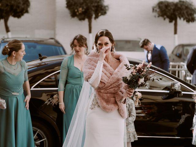 La boda de Domi y Manuela en Sevilla, Sevilla 47