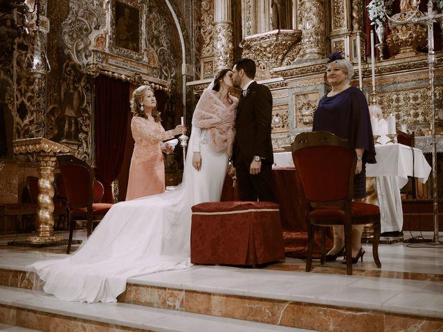 La boda de Domi y Manuela en Sevilla, Sevilla 55