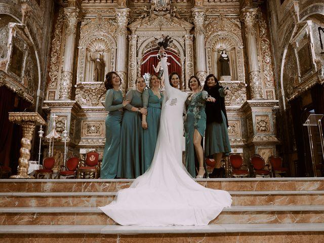 La boda de Domi y Manuela en Sevilla, Sevilla 59