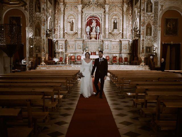 La boda de Domi y Manuela en Sevilla, Sevilla 61