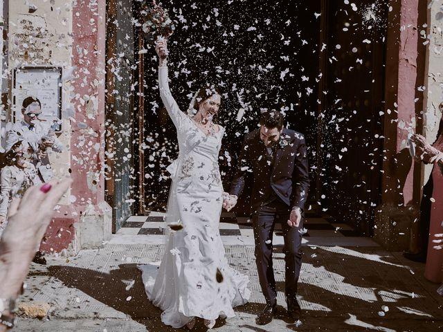 La boda de Domi y Manuela en Sevilla, Sevilla 65