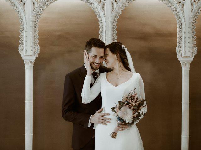 La boda de Manuela y Domi