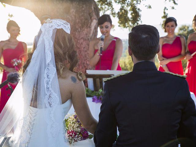 La boda de Adrián y Verónica en Collado Villalba, Madrid 14