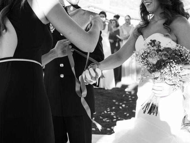 La boda de Adrián y Verónica en Collado Villalba, Madrid 17
