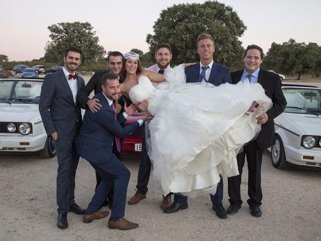 La boda de Adrián y Verónica en Collado Villalba, Madrid 20