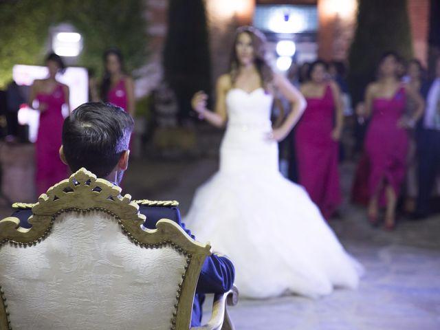La boda de Adrián y Verónica en Collado Villalba, Madrid 27