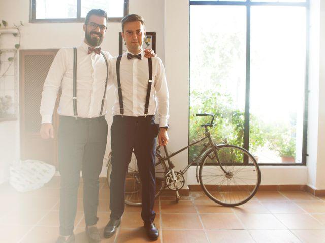 La boda de Fran y María en Picanya, Valencia 13