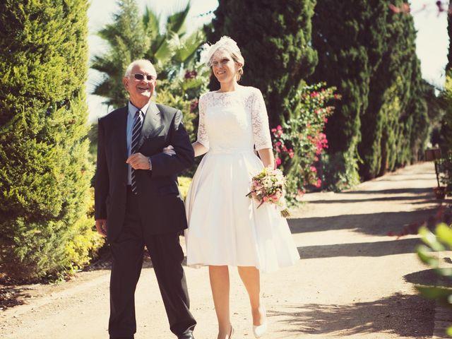 La boda de Fran y María en Picanya, Valencia 16