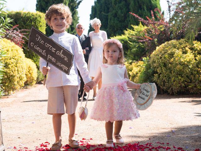La boda de Fran y María en Picanya, Valencia 17