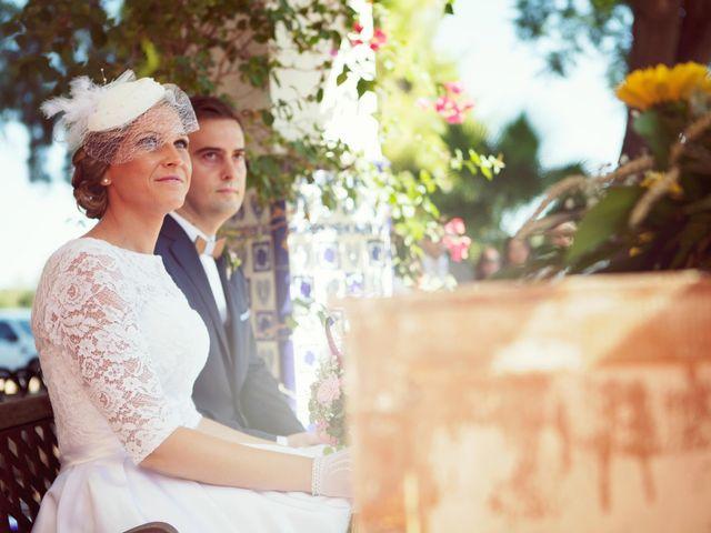 La boda de Fran y María en Picanya, Valencia 19