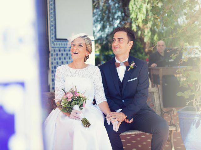 La boda de Fran y María en Picanya, Valencia 22