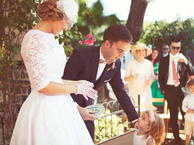 La boda de Fran y María en Picanya, Valencia 23