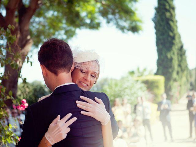 La boda de Fran y María en Picanya, Valencia 25