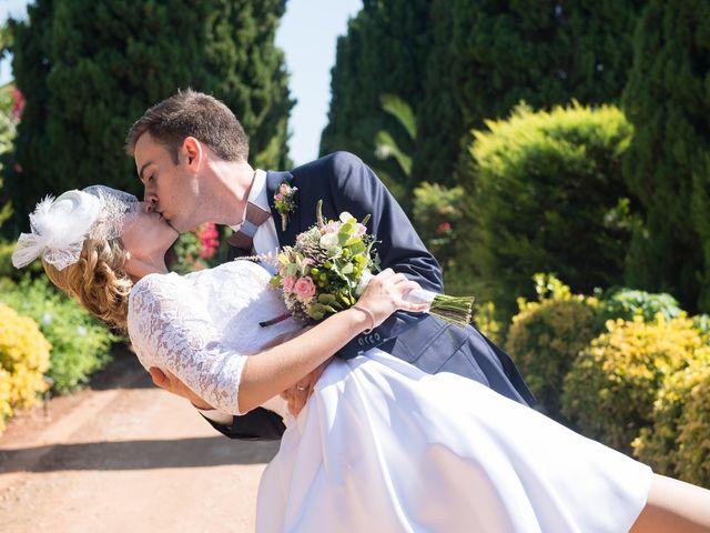 La boda de Fran y María en Picanya, Valencia 26