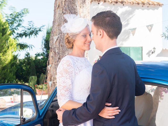 La boda de Fran y María en Picanya, Valencia 28