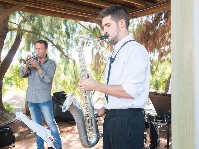 La boda de Fran y María en Picanya, Valencia 29