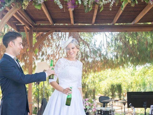 La boda de Fran y María en Picanya, Valencia 32