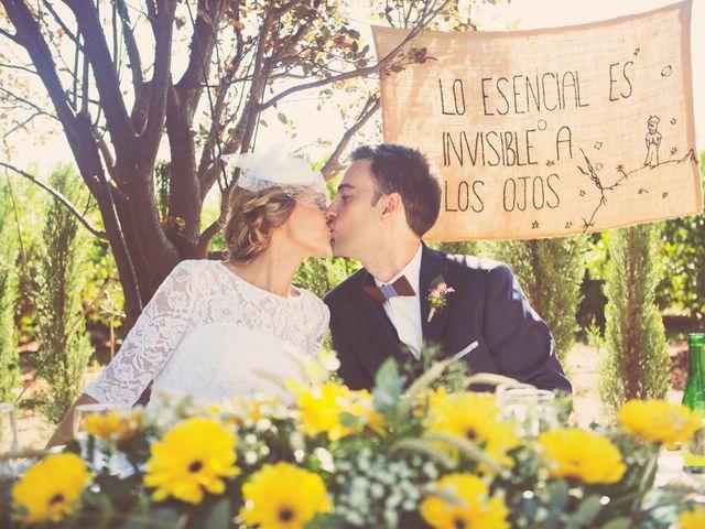 La boda de Fran y María en Picanya, Valencia 34