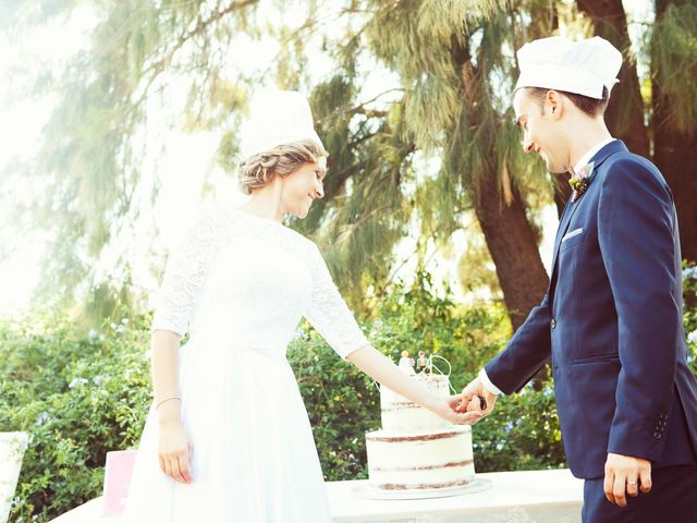 La boda de Fran y María en Picanya, Valencia 35