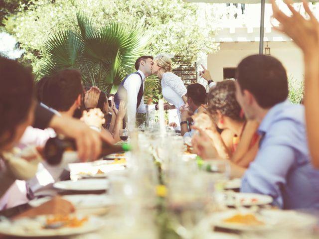 La boda de Fran y María en Picanya, Valencia 39
