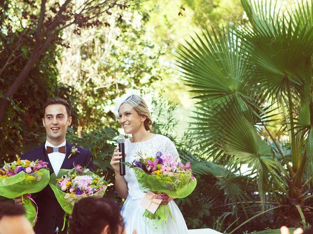 La boda de Fran y María en Picanya, Valencia 40