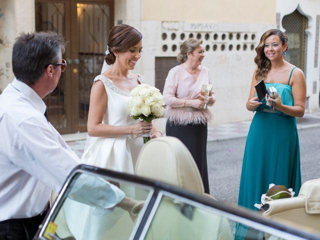 La boda de  José  y María  en Andujar, Jaén 5