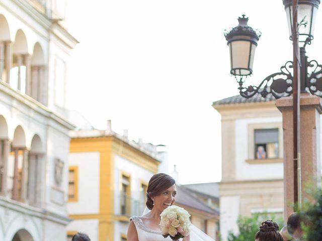 La boda de  José  y María  en Andujar, Jaén 6