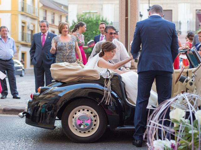 La boda de  José  y María  en Andujar, Jaén 7