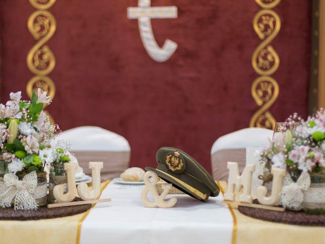 La boda de  José  y María  en Andujar, Jaén 9