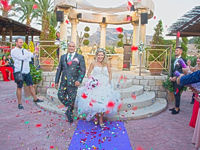 La boda de Peter y Anna Stoyanova en Petrer, Alicante 9