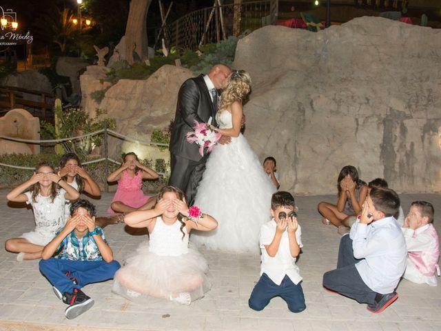 La boda de Peter y Anna Stoyanova en Petrer, Alicante 11