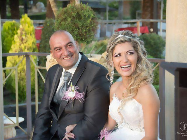 La boda de Peter y Anna Stoyanova en Petrer, Alicante 12