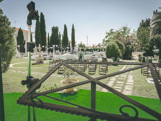 La boda de Borja y Christine en Toledo, Toledo 8