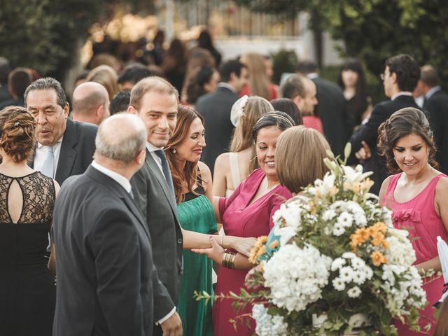 La boda de Borja y Christine en Toledo, Toledo 30