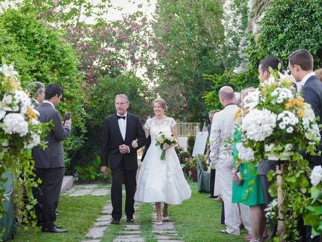 La boda de Borja y Christine en Toledo, Toledo 1
