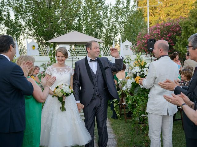 La boda de Borja y Christine en Toledo, Toledo 39