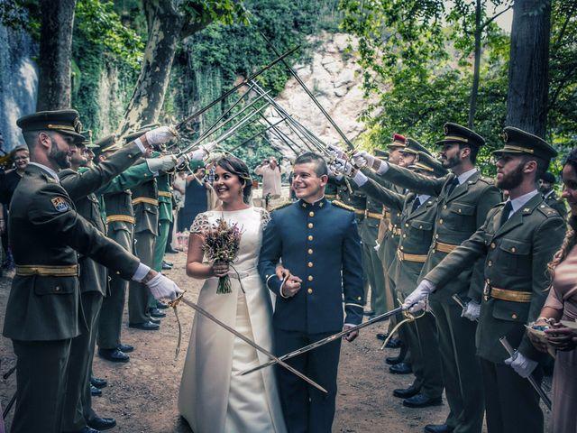 La boda de Antonio y Janira en Nuevalos, Zaragoza 29