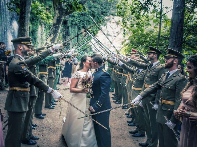 La boda de Antonio y Janira en Nuevalos, Zaragoza 30