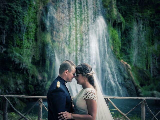 La boda de Janira y Antonio