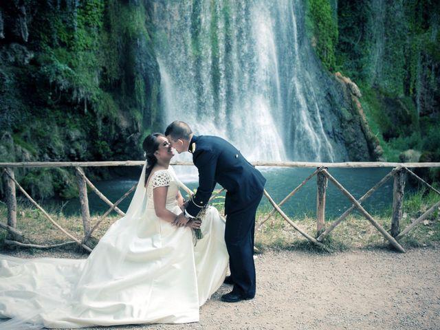 La boda de Antonio y Janira en Nuevalos, Zaragoza 32