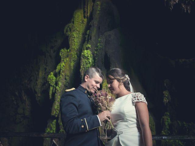 La boda de Antonio y Janira en Nuevalos, Zaragoza 33