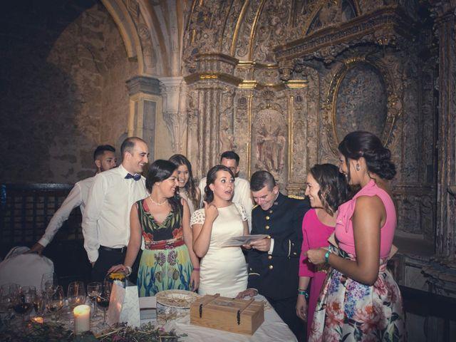 La boda de Antonio y Janira en Nuevalos, Zaragoza 37