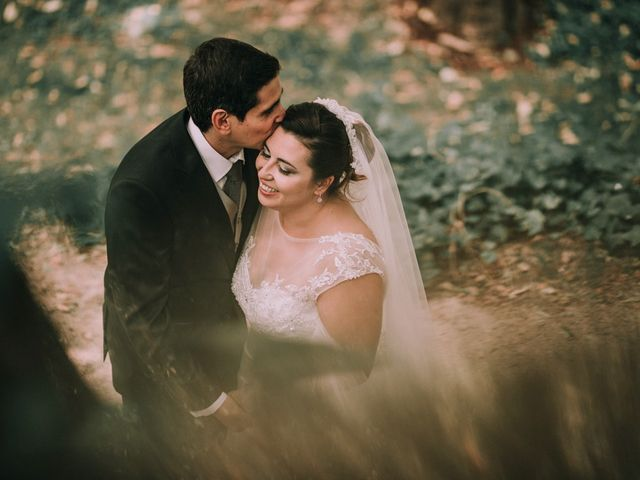 La boda de Henar y Daniel