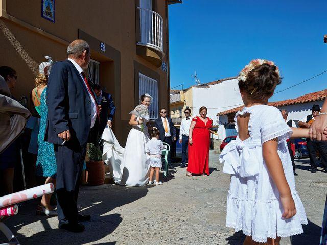 La boda de David y Meme en Jaraiz De La Vera, Cáceres 14