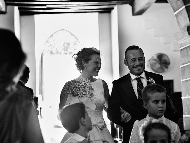 La boda de David y Meme en Jaraiz De La Vera, Cáceres 16